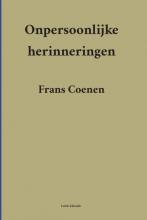 Frans Coenen , Onpersoonlijke herinneringen