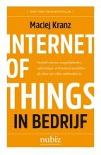 Maciej Kranz , Internet of things in bedrijf