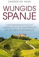 Sander de Vaan , Wijngids Spanje