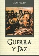 Tolstoi, Leon Guerra y Paz = War and Peace