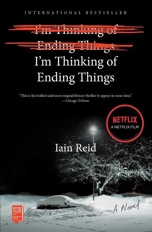 Reid, Iain,I`m Thinking of Ending Things. Media Tie-In