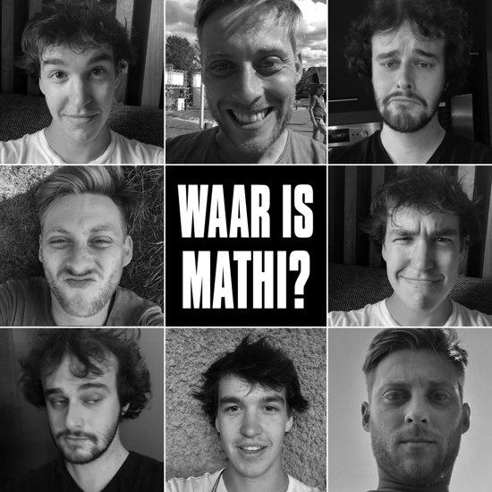 ,Mathias Vergels - Waar is Mathi ? (cd)