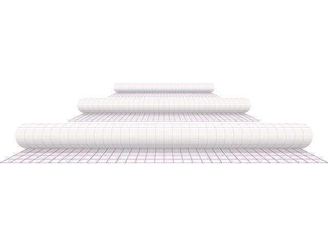 ,Kaftplastic Boeklon 50cmx2,5m zelfklevend transparant