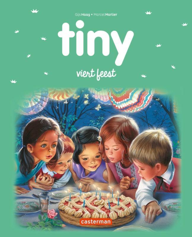 Gijs Haag,Tiny viert feest