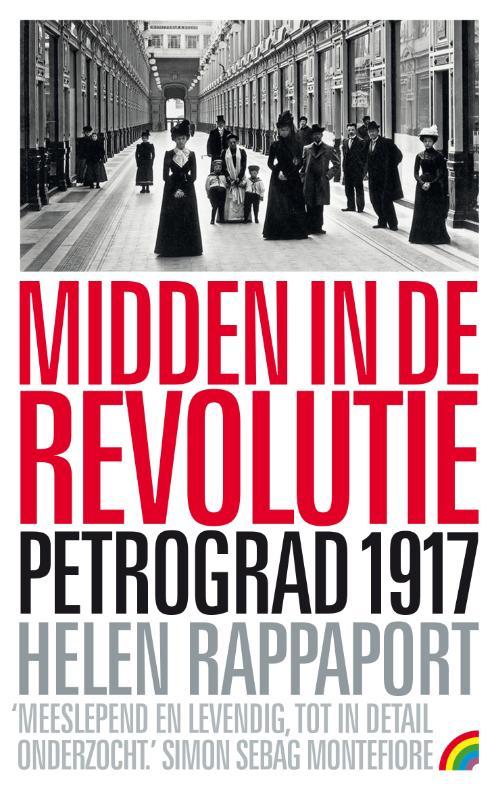Helen Rappaport,Midden in de Revolutie