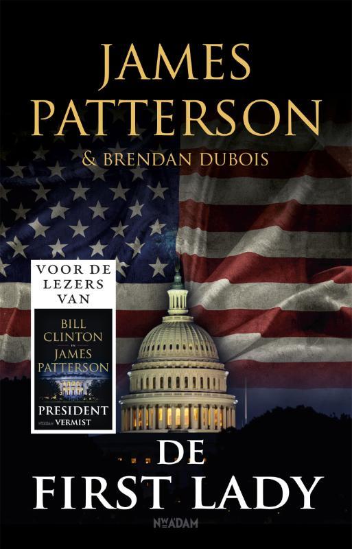 James Patterson,De first lady