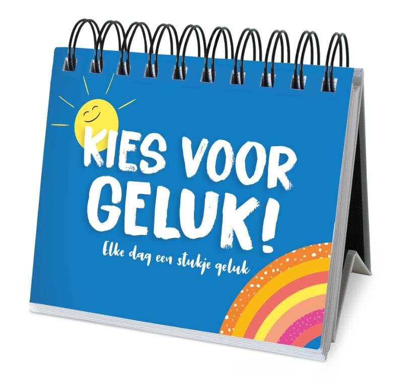 ,365 dagen Cadeauboek - Kies voor geluk!!
