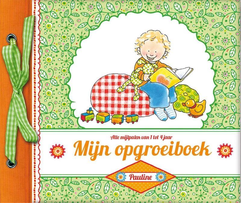 Pauline Oud,Mijn opgroeiboek