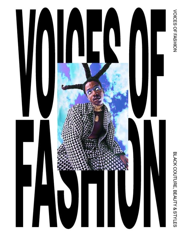,Voices of Fashion: Black couture, Beauty & Styles