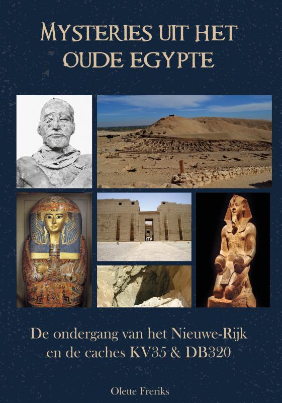 Olette Freriks,Mysteries uit het oude Egypte
