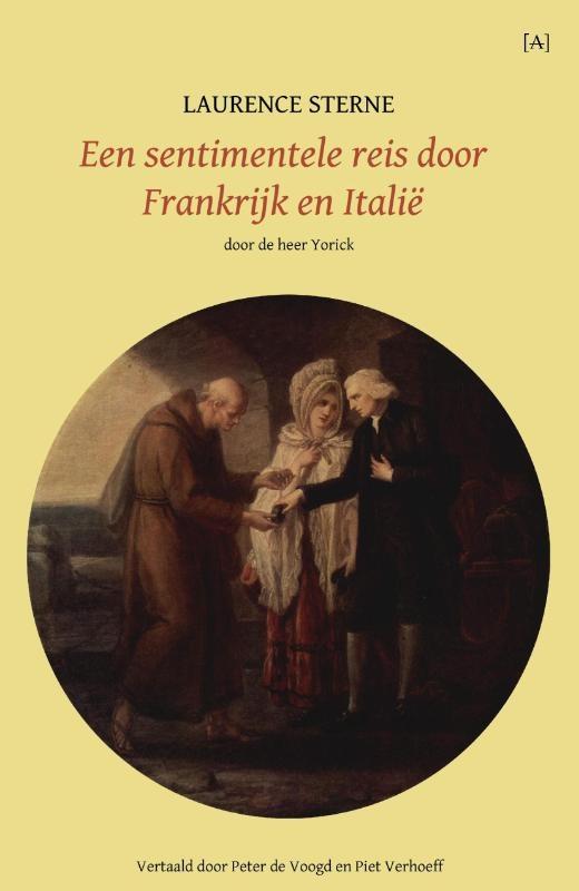 Laurence Sterne,Een sentimentele reis door Frankrijk en Italië