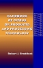 Braddock, Robert J.,Handbook of Citrus By-Products and Processing Technology