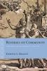 Maynard, Katherine S.,Reveries of Community