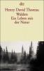 Thoreau, Henry David,Walden. Ein Leben mit der Natur