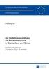 Ge, Pingliang,Die Verfahrensgestaltung der Konzerninsolvenz in Deutschland und China