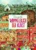 Rebscher, Susanne,Das große Wimmelbuch der Kunst