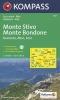,Monte Stivo - Bondone - Rovereto - Mori - Arco 1 : 25 000