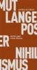 Lange, Hartmut,Positiver Nihilismus