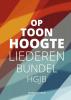 ,HGJB-Op toonhoogte - teksteditie