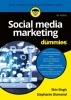 Shiv  Singh, Stephanie  Diamond,Social Media Marketing voor Dummies, 3e editie