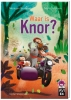 Monique  Berndes,Hoera, ik kan lezen! Waar is Knor? (AVI E4)