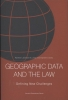 Geographic data and the Law,defining new challenges