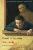 David  Grossman,Zie: liefde