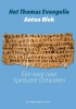 Anton  Blok,Het Thomas evangelie