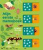,<b>Mijn eerste memoboek Kriebeldiertjes</b>