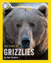 Joel Sartore Face to Face with Grizzlies