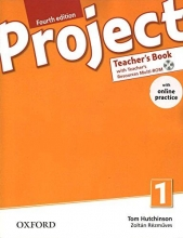 Project 1: Teacher`s Book