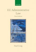 Craig, Paul EU Administrative Law