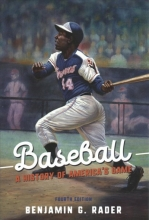 Rader, Benjamin G. Baseball