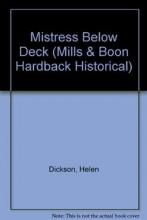 Dickson, Helen Mistress Below Deck