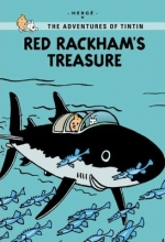 Herge Red Rackhams Treasure