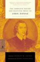 John Donne The Complete Poetry and Selected Prose of John Donne