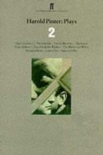 Pinter, Harold Harold Pinter Plays 2