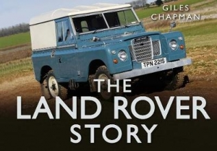 Giles Chapman The Land Rover Story