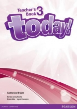 Bright, Catherine Today! 3 Teacher`s Book and DVD Pack