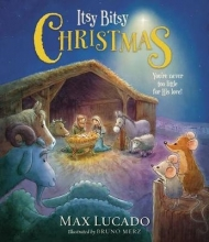 Lucado, Max Itsy Bitsy Christmas (International Edition)