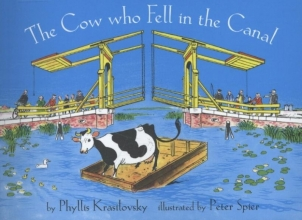 Phyllis,Krasilovsky/ Spier,P. Cow Who Fell in the Canal (mini Edition)