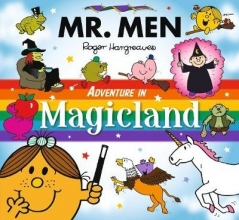 Hargreaves, Roger Mr Men Adventure in Magicland