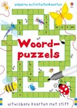 Woordpuzzels Puzzel-/Activiteitenkaarten, alleen per set van 3ex