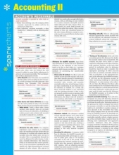 Sparknotes Accounting II Sparkcharts