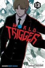 Ashihara, Daisuke World Trigger 13