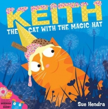 Hendra, Sue Keith the Cat with the Magic Hat