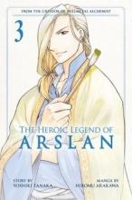 Tanaka, Yoshiki The Heroic Legend of Arslan 3