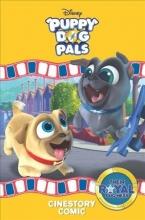 Smiley, Bob Disney Puppy Dog Pals