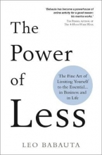 Leo Babauta The Power of Less