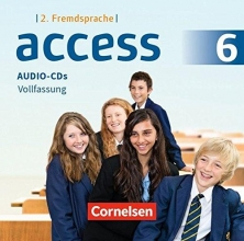 Access Band 1. 6. Klasse - Audio-CD